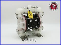 1/2/1 Enviroflex Air Diaphragm Pump-Poly/Santopr-Sandpiper/Marathon Compatible