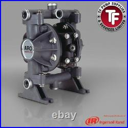 1/2 ARO Ingersoll-Rand Air Diaphragm Pump (Poly/PTFE) 66605J-344 (TOP SELLER)