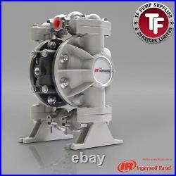 1/2 ARO Ingersoll-Rand Air Diaphragm Pump (Poly/Sant) 666053-3EB (TOP SELLER)