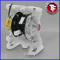 1/2 Graco Husky 515 / AT15/VA15 Air Diaphragm Pump AODD (Poly/Sant) D5B966