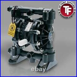 1/2 Graco Husky 515 / AT15/VA15 Air Diaphragm Pump ATEX (Acetal/Buna) D5A277