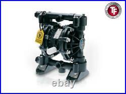 1/2 Graco Husky 515 Acetal Air Diaphragm Pump (AC/TPE/TPE) D5A255