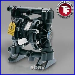1/2 Graco Husky 515 Air Diaphragm Pump ATEX (Acetal/Sant) D5A266