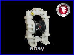 1.5 Enviroflex Air Diaphragm Pump Poly/PTFE Sandpiper/Marathon Compatible