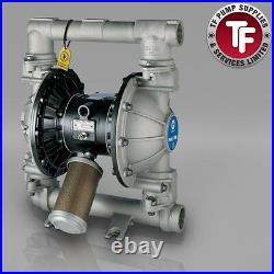 1.5 Graco Husky 1590 / AT40/VA40 Air Diaphragm ATEX Pump (316 SS/PTFE) DBD311