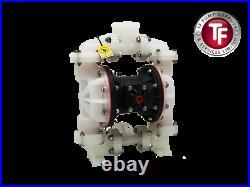 1 Enviroflex Air Diaphragm Pump Poly/Santoprene-Sandpiper/Marathon Compatible