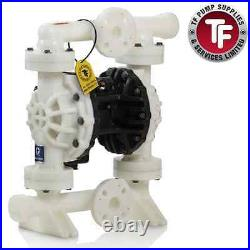 1 Graco Husky 1050 / AA25/VA25 Air Diaphragm Pump AODD (Poly/Sant) 649021