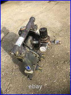 1 Graco Husky 1050 Air Diaphragm Pump