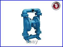2 Enviroflex Air Diaphragm Pump Ali/Buna-N/Atex-Sandpiper/Marathon Compatible