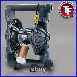 2 Graco Husky 2150 / AT50/VA50 Air Diaphragm Pump AODD ATEX (Ali/Sant) DFC666