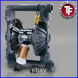 2 Graco Husky 2150 / AT50/VA50 Air Diaphragm Pump ATEX (Ali/Buna-N) DFC777