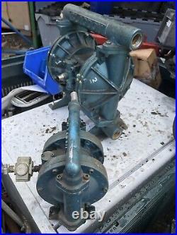 2 X Blagdon Air Operated Diaphragm Pumps
