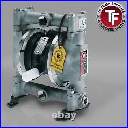 3/4 Graco Husky 716 / AT20/VA20 Air Diaphragm Pump ATEX (316 SS/PTFE)- D5D311