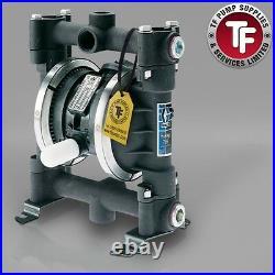 3/4 Graco Husky 716 / AT20/VA20 Air Diaphragm Pump ATEX (Ali/PTFE) D5C311