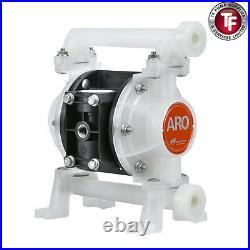 3/8 Ingersoll-rand Aro Air Driven Double Diaphragm Pump Pd03p-bps-paa