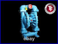 3 Enviroflex Air Diaphragm Pump Ali/Buna-N/Atex-Sandpiper/Marathon Compatible