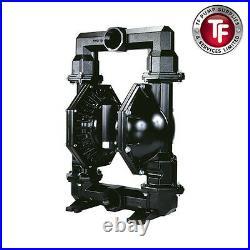 3 Ingersoll-Rand ARO air driven double diaphragm pump PD30A-BAP-GGG-C
