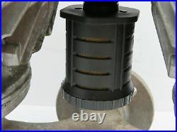 Air Pneumatic Diaphragm Pump Aluminum 1-1/2 Flange Mount (NO TAG) Tested