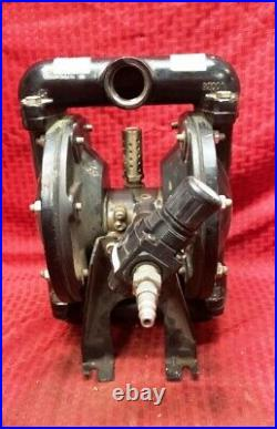 Aro Air Operated Double Diaphragn Pump 666100-362-c