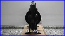 Aro PD15A-AAP-GGG 1-1/2 In Inlet/Outlet Air Operated Double Diaphragm Pump