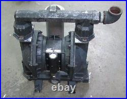 Aro Pd20a-aap-aaa G0104179 2 In & Out Aluminum Air & Flow Diaphragm Pump