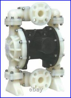 Double Diaphragm Air Pump PII. 150 Chemical Industrial Polypropylene 1.50 Inlet