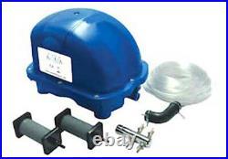 Evolution Aqua AirTech 70 Litre Air Pump Kit Air Line & Stone Manifold Fish Pond