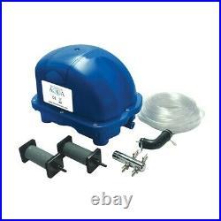 Evolution Aqua AirTech 70 Litre Air Pump Pond Manifold Airstones & Tubing