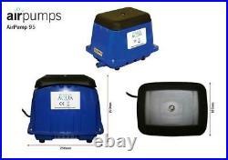 Evolution Aqua Airtech 95 Litre Air Pump