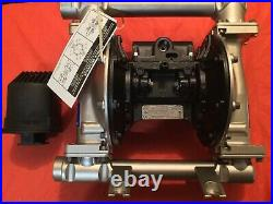 GRACO HUSKY 1050 Stainless Steel Air-Operated Diaphragm Pump