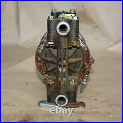 GRACO HUSKY 307 Air Operated Diaphragm Pump Pneumatic Paint glue D31211