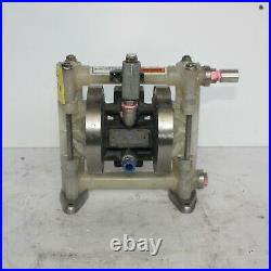 GRACO HUSKY 307 Air Operated Diaphragm Pump Pneumatic Paint glue D3B911 H05E
