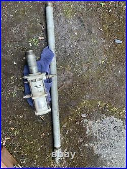 Graco Cannon Ball Air-Operated Diaphragm Pump Made USA