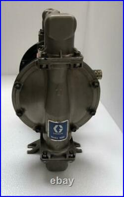 Graco Husky 1050 Stainless Steel 1 Air Operated Double Diaphragm/ Transfer Pump