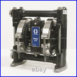 Graco Husky 307 3/8 Air-Operated Double Diaphragm Pump D3A211