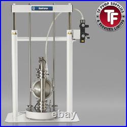Graco SaniForce 3150 FDA Sanitary Air Diaphragm Pump Drum Unloader 24D932