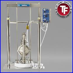 Graco SaniForce 3150 FDA Sanitary Air Diaphragm Pump Drum Unloader 24D952