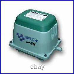 Hi Blow HP 40 Air Pump Linear Diaphragm Koi Pond Pump