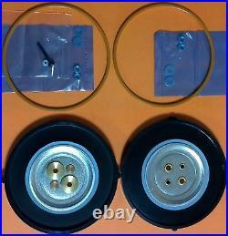 Hiblow Hp100ll Hp120ll Hp150 Hp200 Diaphragm Air Pump Aerator Rebuild Repair Kit