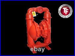 M15 / T15 3 Enviroflex Air Diaphragm Pump Ali/Neoprene/Atex-Wilden Compatible