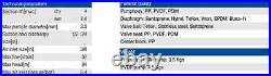 NIB TF 3/4 Chemical Resistant PP Air Diaphragm Pump
