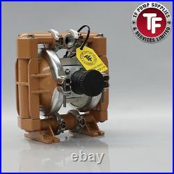 Nomad 1/2 NTG15 / M1 / T1 Clamp Band Air Diaphragm Pump Ali/Buna-Nitrile