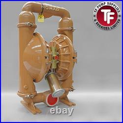 Nomad 3 NTG80 / M15 / T15 Air Diaphragm Pump Ali/Buna-Nitrile