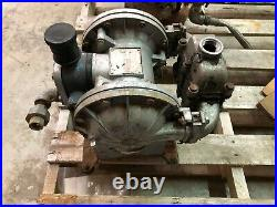 Parts Only Sandpiper Air Operated Double Diaphragm Pump Sb1-a / Sb-4-ss