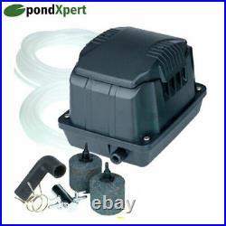 Pond Air Pumps PondXpert Koi Fish Outdoor Diaphragm Koi Pond Air Pumps 3600L/h