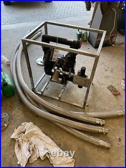 Pump 2 Graco Husky 2150 / Air Diaphragm Pump AODD ATEX (Ali/Geo) DFCGGG