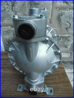 Roughneck Air Operated Double Diaphragm Pump 24 Gpm 115 Psi 1 Inlet #70636