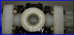 SANDPIPER S07B1K1KPNS000 Air Powered Double Diaphragm Transfer Pump 1