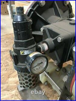Sandpiper Polypropylene Air Double Diaphragm Pump (S20B2P 2PQAS100)