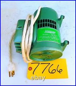 Speedaire 1/15 HP Diaphragm Vacum Pump # 4Z792 Air Tool 115 Volt Free Shipping